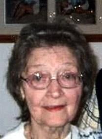 Ethel Anne Fidler obituary photo