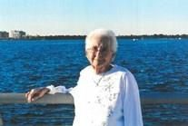 Melba Myrtice Thompson obituary photo