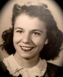 Nancy Margaret Horat obituary photo