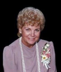 Ida Jacquelyn Simpson obituary photo