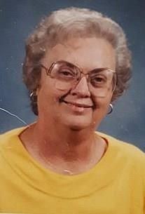 Loucindia B. Hall obituary photo