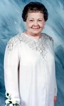 Vera A. Machalek obituary photo