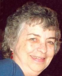 Janet Doris Bechtel obituary photo