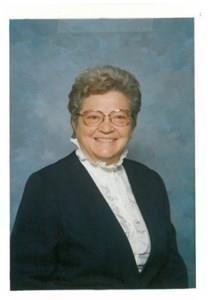 Kathleen Francis Honc obituary photo