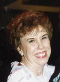 Doris June Dunkin obituary photo