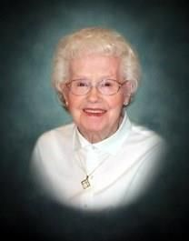 Florence Edith Herbert obituary photo