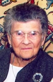 Annie H. Tweedy obituary photo