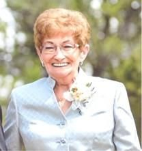 Margaret Corienna Frost obituary photo