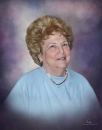 Eileen Geissler obituary photo