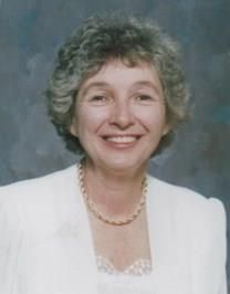 Betty Hudson obituary photo