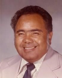 Frank Yturralde obituary photo