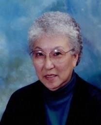 Sachiko Matsuo obituary photo