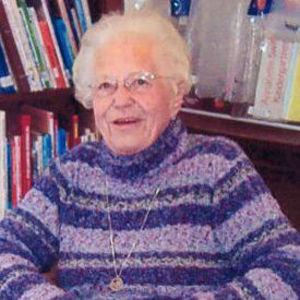 Lauraette Hazel Clark Obituary Photo