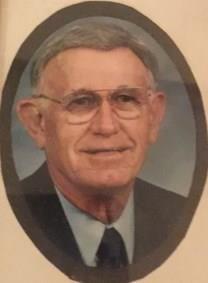 William Bolin Crow obituary photo