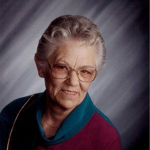 Jessie Edith Hanson Obituary Photo