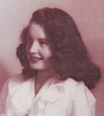 Charlotte Gail HADDAD CROMPTON obituary photo