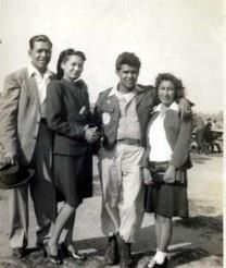 Aurora Felix Mendoza obituary photo