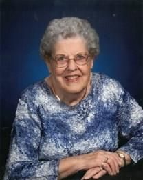 Ruth Dorothy Hassel obituary photo