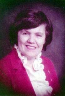 Catherine Louise Larsen obituary photo