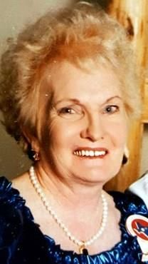 Maxie Ann Lewellen obituary photo