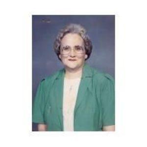 Frances Sheldon McCabe