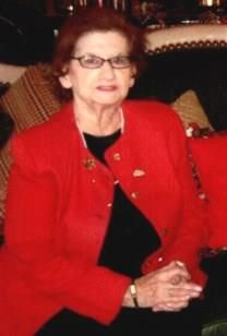 Evelyn Margaret Bosch obituary photo