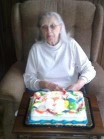 Winifred Kressler Regi obituary photo
