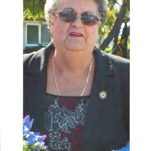 Mary G. Marsh Obituary Photo