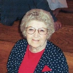 Doris Bright McSwain Obituary Photo