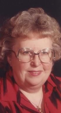 Patricia Ann Trathen obituary photo