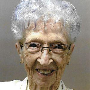 Audrey Bernice Myers