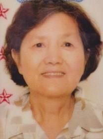 Shao Ying Liang obituary photo