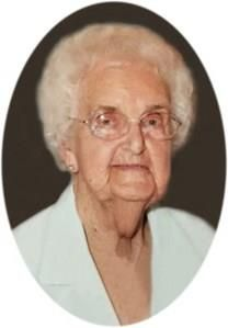 Nellie Winifred Elzerman obituary photo