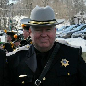 Undersheriff Peter H. Convery