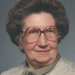 Hilda Mae Lee
