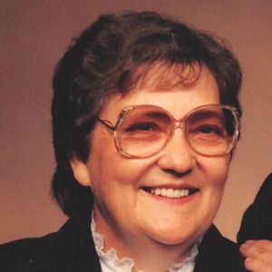 Florence Hudson Lail Obituary Photo