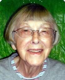 Lilla Mary Courtney obituary photo