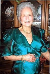 Zilla LaVerne Larson Crow obituary photo