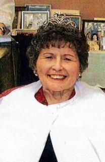 Merle Mae Spencer obituary photo