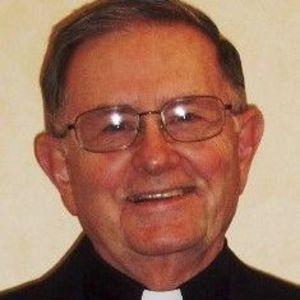 Brother Thomas P. Tucker, C.S.C.