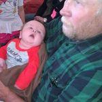 Grandpa Dale and Liam