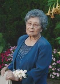 Maria Emma DePadilla obituary photo