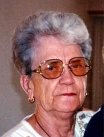 Nellie Grace Deal obituary photo