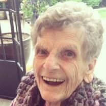Donna Edith Eckman obituary photo