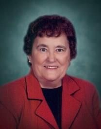 Bettye Crook obituary photo