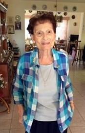 Jeanne R. Wall obituary photo