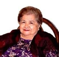 Lydia M. Riofrio obituary photo