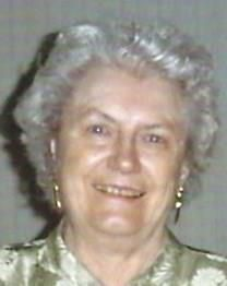 Doris Rita Beale obituary photo