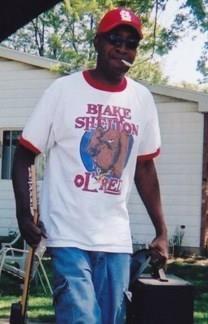 Albert Brown obituary photo