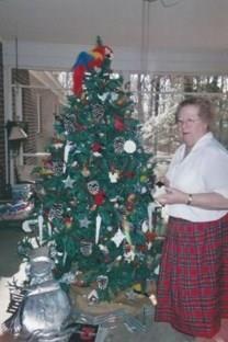 Dorothy Morrison Hall obituary photo